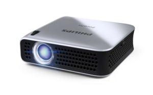 mini projecteur ppx 4010 LED de marque Philips PICO Pix