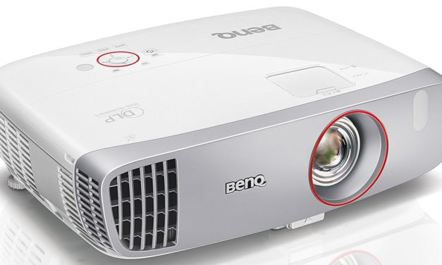 BenQ W1090 Projecteur de divertissement familial Spécial Sports