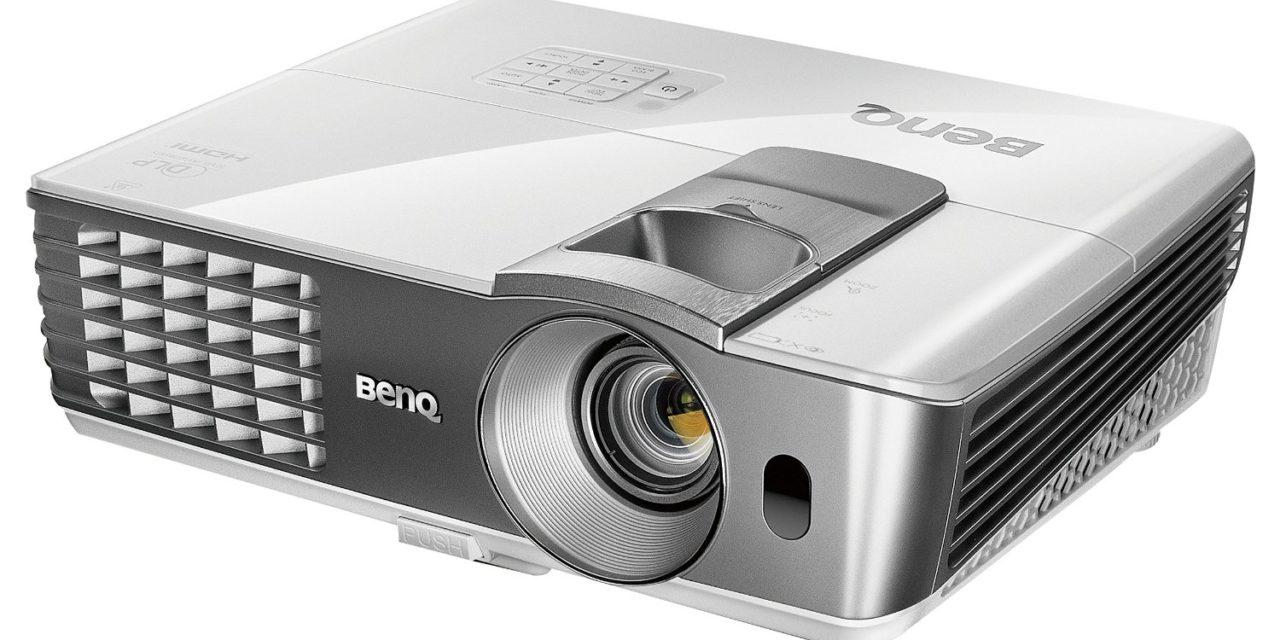 Benq W1070 Projecteur HDMI Blanc