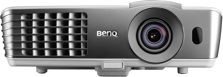 Benq W1070 Projecteur HDMI Blanc vue de face