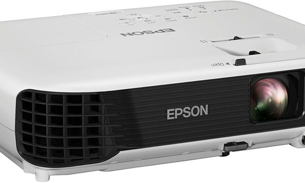 EpsonEB 3LCD Vidéoprojecteur