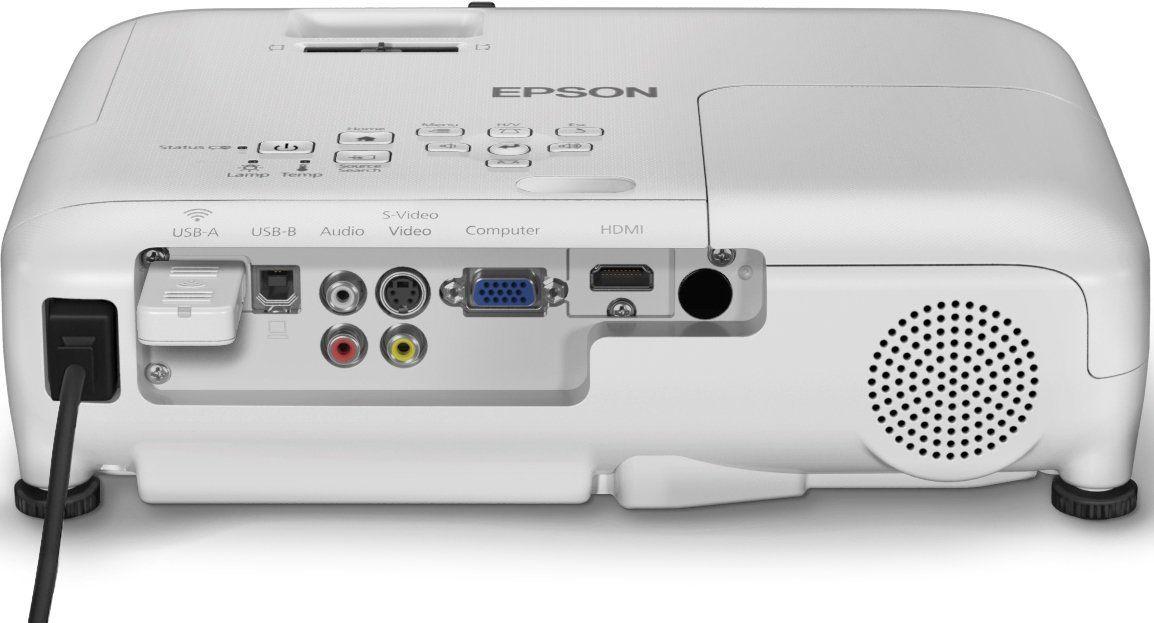 Epson EB 3LCD Vidéoprojecteur arrière
