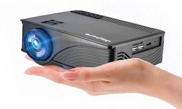 Mini Vidéoprojecteur Joyhero LED LCD