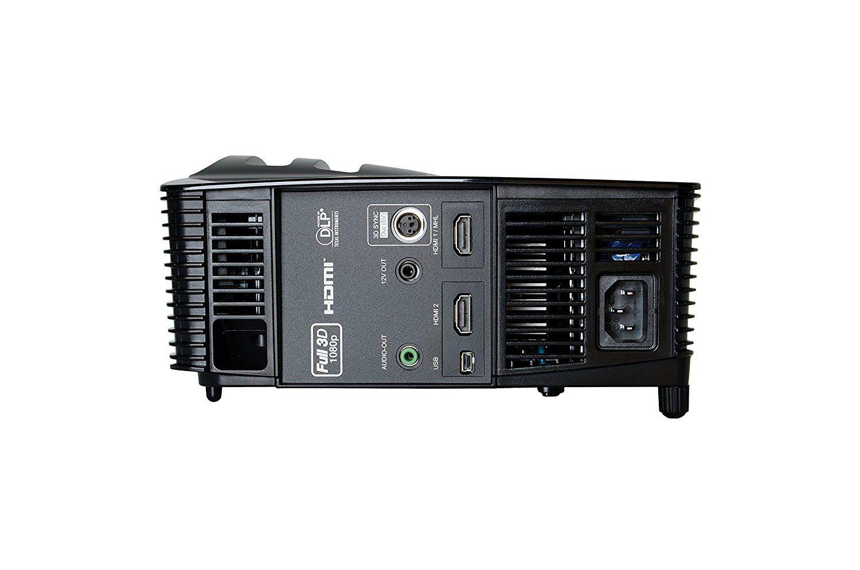 Optoma HD141X Vidéoprojecteur 3D connectivité