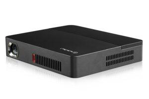 TecTecTec VPRO2+ Pico Projecteur HD 3D