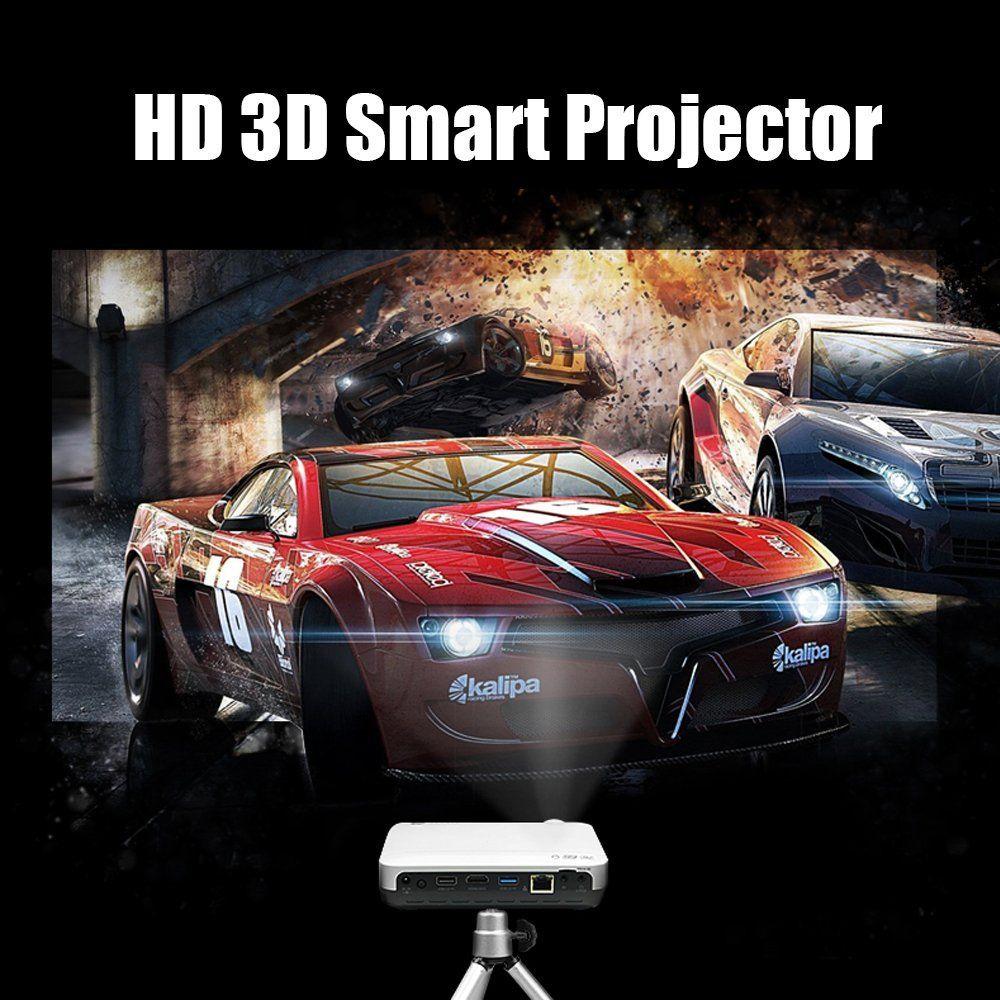 WOWOTO Vidéo Projecteur H9 3D