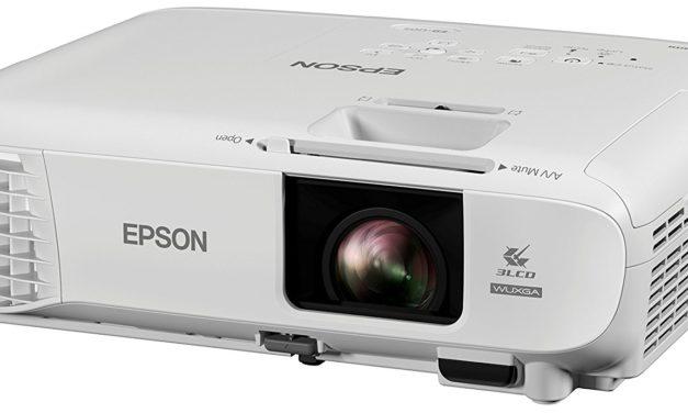 Epson EB ub-u05 WUXGA Vidéoprojecteur