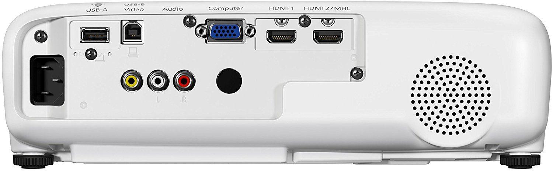 Epson EB ub-u05 WUXGA vidéo projecteur vue arrière