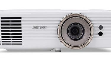 Acer Home V7850 2200ANSI Lumens DLP 2160p (3840x2160) Blanc Vidéo-projecteur