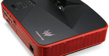 Acer Predator Z650 Kurzdistanz Gaming Full HD DLP Qualité de l'image