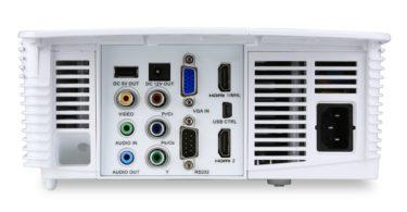 Acer V7500 RGBRGB 3D Full HD - Connectivité