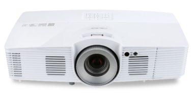 Acer V7500 RGBRGB 3D Full HD DLP-Projecteur- 2.500 ANSI Lumen, Full HD 1920 x 1080 Pixel, Kontrast 20.0001, Ambient Light Sensor, Vertikaler Lens Shift