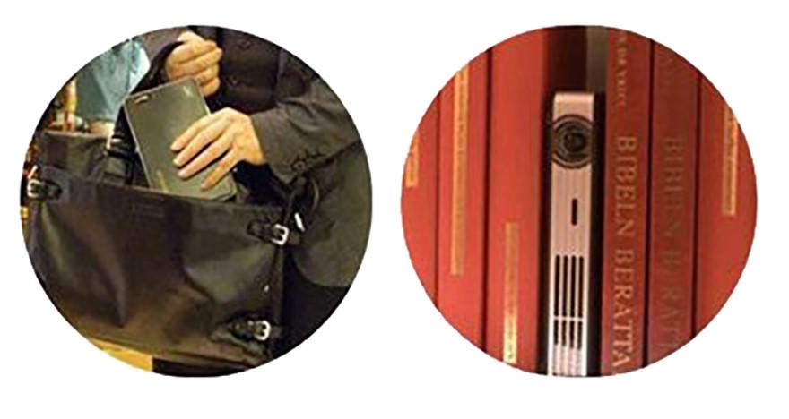 Desconocido Pico Projecteur DLP LED WiFi HDMI Mini Projecteur à taille réduire