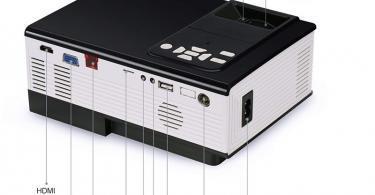 OMAS HD 1080P Pico Projecteur