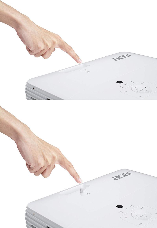 Vidéo-projecteur Acer Home V7850
