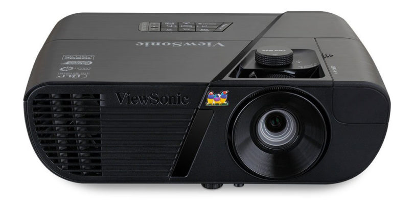 ViewSonic LightStream Pro7827HD Vidéoprojecteur LED 3D 1920 x 1080 Noir