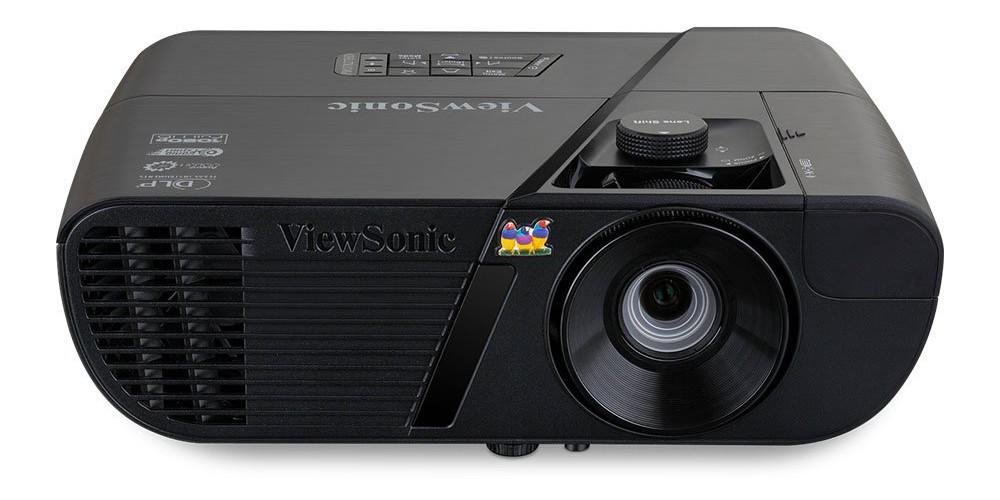 ViewSonic LightStream Pro7827HD Vidéoprojecteur LED 3D 1920 x 1080 Noir