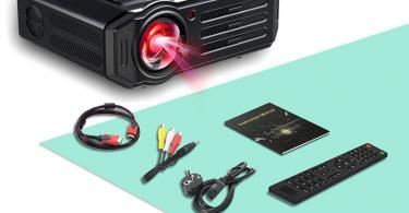 Artlii - Vidéoprojecteur LED