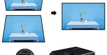 Artlii Vidéoprojecteur LED - Rétroprojecteur HD