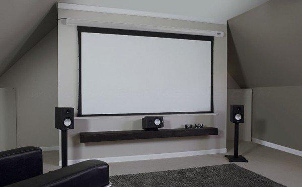 écran de projection pour vidéo projecteur