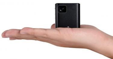 LESHP mini vidéoprojecteur portable