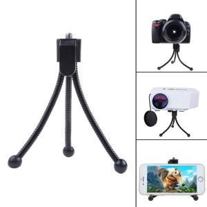 Prochosen support compact Flexible Mini trépied de table pour Appareil photo numérique Mini Vidéoprojecteur
