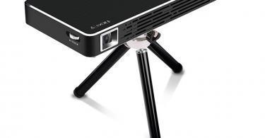 Mini Vidéoprojecteur, Tenswall Android7.1 Portable Projecteur WiFi