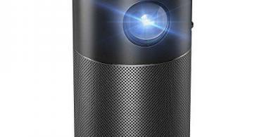 Nebula Capsule par Anker - pico projecteur Wi-Fi intelligent - Cinéma portable