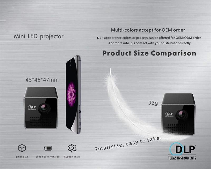 Vidéoprojecteur LCD Coloré(TM) Video Projector, Beamer