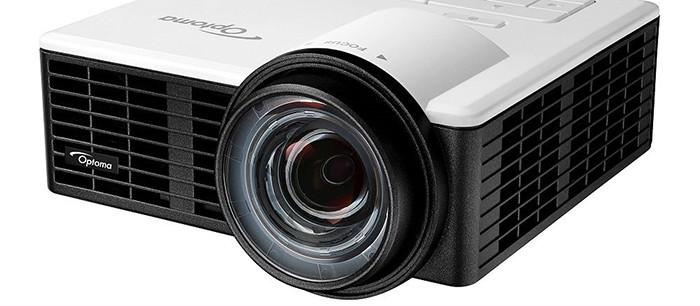 Vidéoprojecteur Optoma ML1050ST, LED Courte focale Ultra Compact