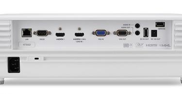 Acer M550-4K H7 UHD-4K - Vue arrière