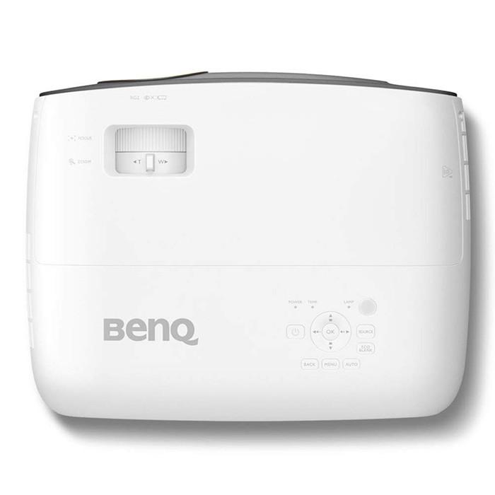 BenQ CineHome W1700 Vidéoprojecteur 4K UHD HDR - Vue dessus