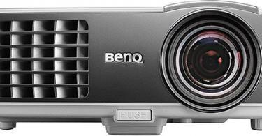 BenQ W1080ST+ Vidéoprojecteur DLP Fonction 3D Blu-ray