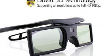 Cinemax - 4 paires de lunettes 3D DLP-Link Gravity