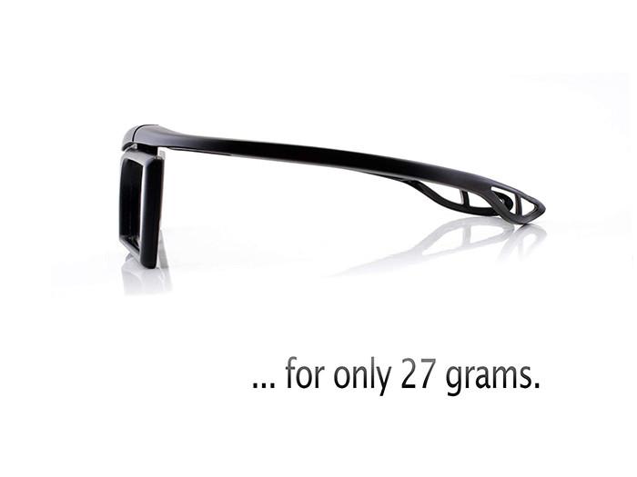 Cinemax - paire de lunettes 3D DLP-Link Gravity - Compatible avec les vidéoprojecteurs 3D