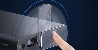 ExquizOn S1 Pico Projecteur Ultra Portable