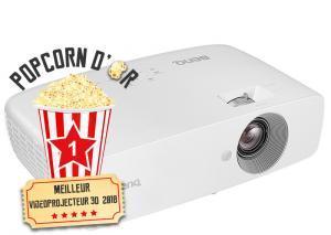 "Popcorn d""or Award Meilleur Videoprojecteur 2018"