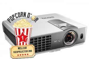 "Popcorn d""or Award Meilleur Videoprojecteur 3D 2018"