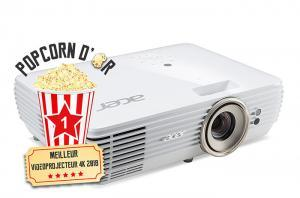 "Popcorn d""or Award Meilleur Videoprojecteur 4K 2018"
