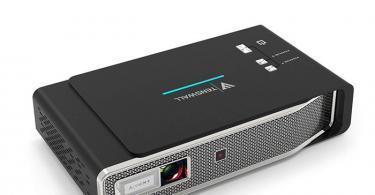 Tenswall Vidéoprojecteur 3800 Lumens Mini DLP