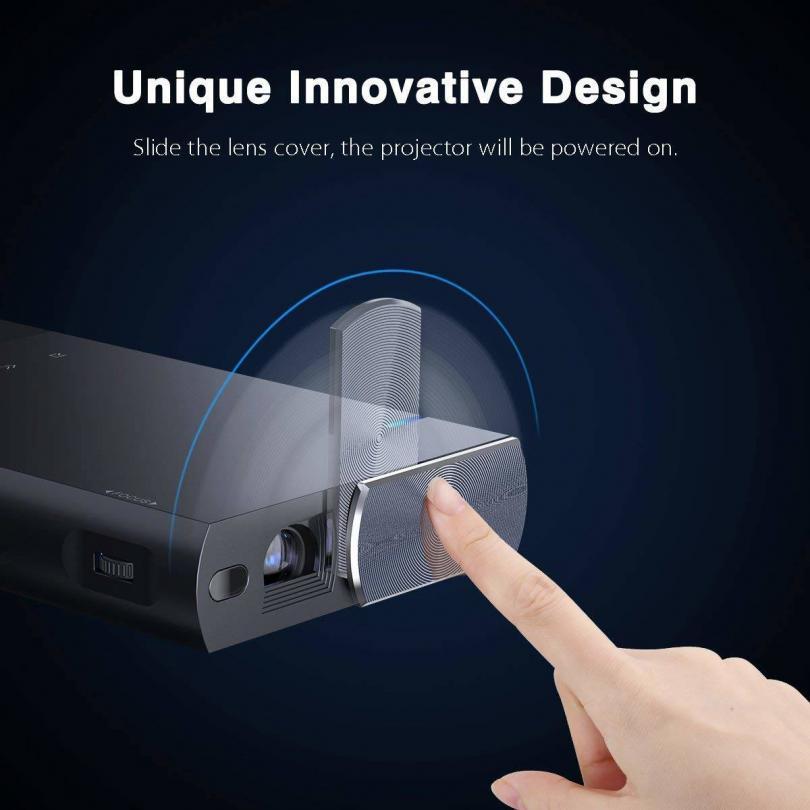 Vidéoprojecteur Full HD, ExquizOn S1