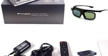 Videoprojecteur 1280x800 3D DLP-Link Android LED