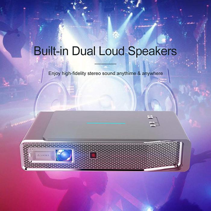 Videoprojecteur 1280x800 3D DLP-Link Android LED Projecteur