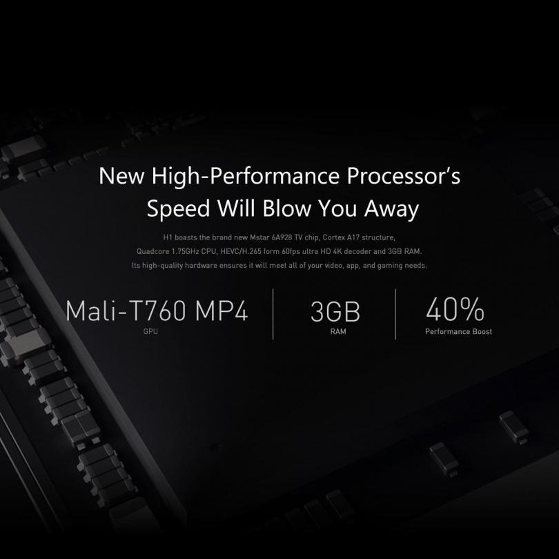 XGIMI H1 1080p Pico Projecteur DLP 900ANSI Lumens