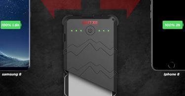 OUTXE Charge Rapide 20000mAh Batterie Externe
