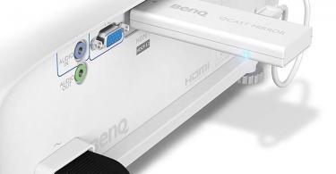 BenQ TK800 Vidéoprojecteur Véritable 4K HDR DLP 3 000 Lumens
