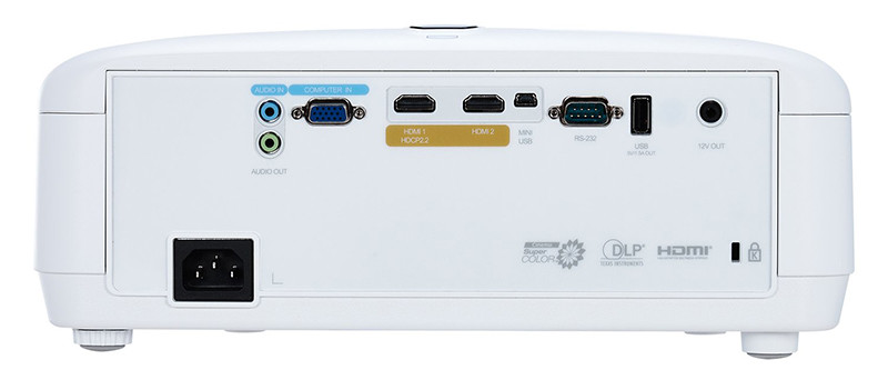 ViewSonic PX727 4K Vidéoprojecteur 4K UHD