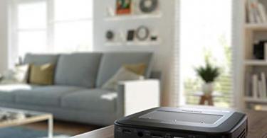 PHILIPS - PicoPix Pro (PPX4935) Puissant Projecteur Portable