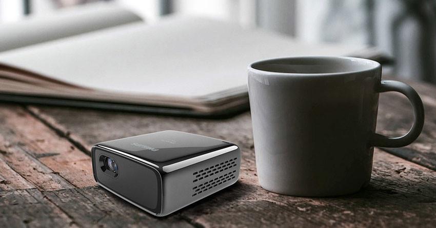 Philips PicoPix le plus petit projecteur pico du marché