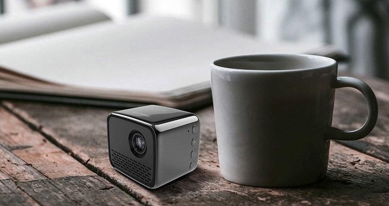 Philips lance le plus petit projecteur pico du marché